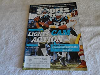 Best carolina panthers sports illustrated cover Reviews