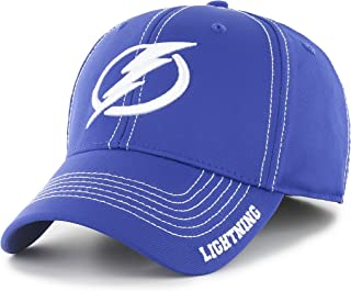 OTS NHL Men's Start Line Center Stretch Fit Hat