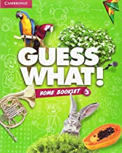 Guess What Special Edition for Spain Level 3 Activity Book with Guess What You Can Do at Home and Online Interactive Activities, Pack de 2 Libros