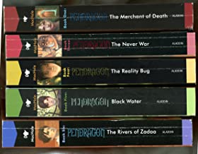 PENDRAGON Vol. 1,2,3,4,5,6 The Merchant of Death, The Reality Bug, The Never War, The Reallity Bug, Black Water, The River...