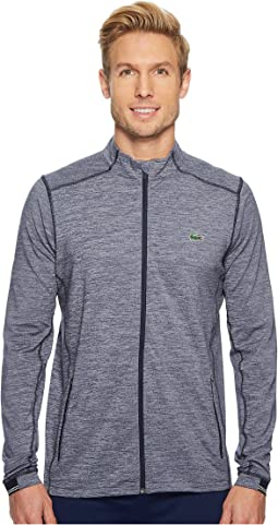 Lacoste - Sport Tech Flamme Midlayer Zip Golf Windbreaker