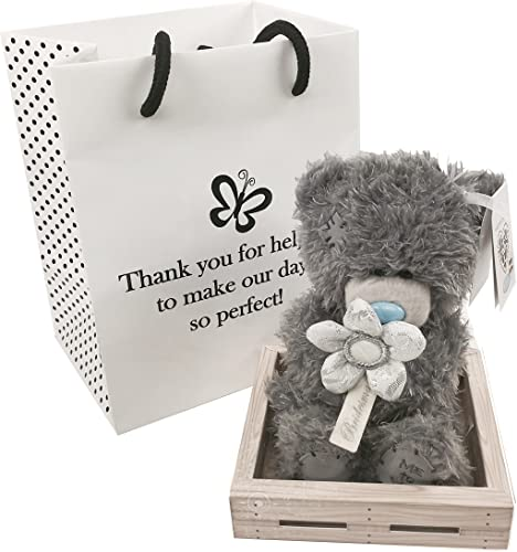 Me to You Tatty Teddy Bridesmaid Bear With Gift Bag