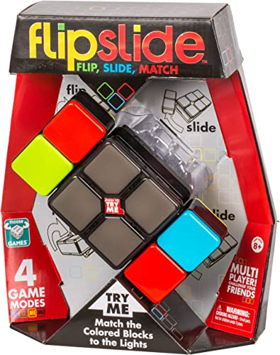 Moose games 25254 Flipslide Electronic Game,Black