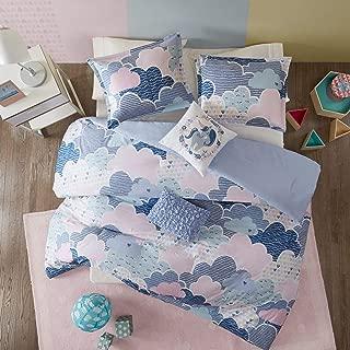 Urban Habitat Kids Cloud Comforter Set, Full/Queen, Blue