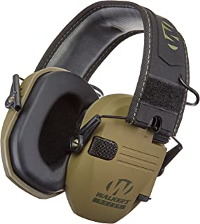 Walker's Game Razor Slim Electronic Ear Muffs