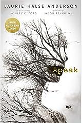 Speak 20th Anniversary Edition Kindle Edition