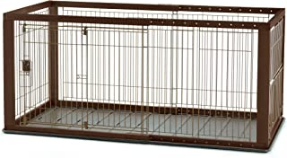 Best richell expandable pet crate divider small brown Reviews