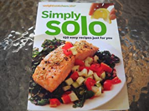 Weight Watchers Simply Solo Cookbook 2013 Points Plus (Weight Watchers)