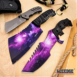 Wartech EDC Pocket Knife 3PC Galaxy Combo Set 11