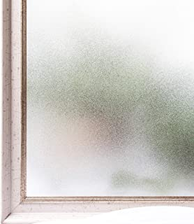 CottonColors 窓用フィルム 目隠しシート 何度も貼直せる ガラスフィルム 30x200cm 紫外線カット [スリガラス023]