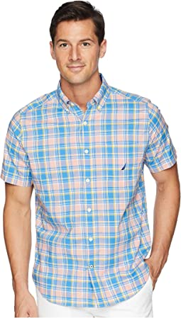 Break Water Stretch Medium Plaid Shirt