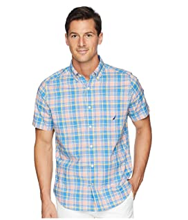 Break Water Stretch Medium Plaid Shirt