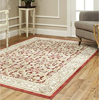 Safavieh Paradise Collection Red Viscose Area Rug (5'3