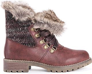 MUK LUKS Women's Verna Boots Fashion