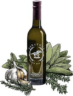 Saratoga Olive Oil Company Neapolitan Herb Dark Balsamic Vinegar 200ml (6.8oz)