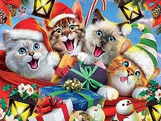 Selfies Cats in Hats Selfie Puzzle - 550Piece