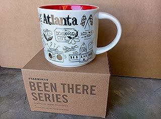 Starbucks Holiday Edition Atlanta Coffee Mug Been There Series Across the Globe Collection