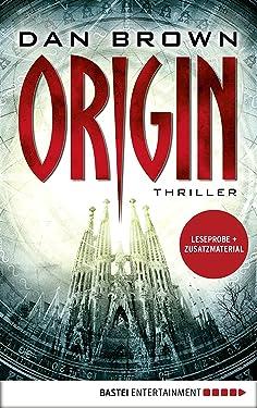 Leseprobe: Origin (German Edition)