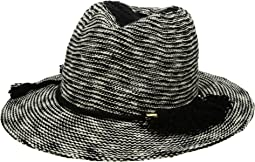 Tasseled Packable Panama Hat