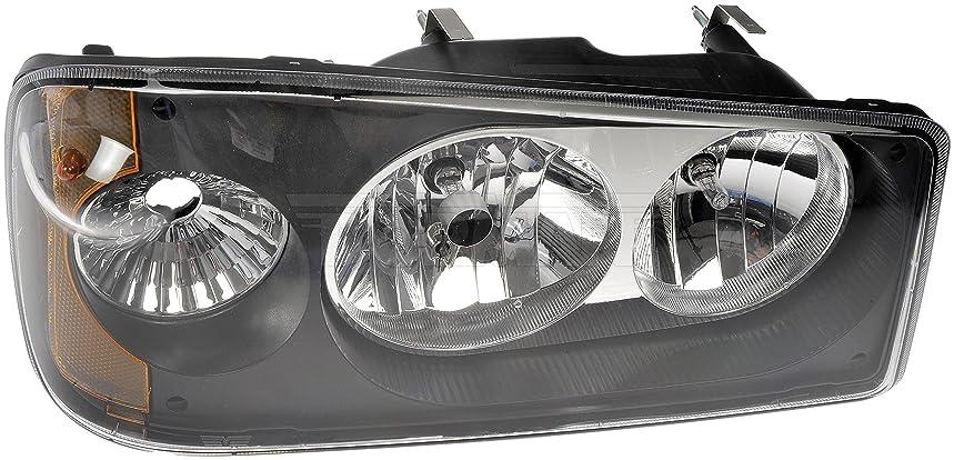 Dorman 888-5126 Driver Side Headlight Assembly For Select Mack Models