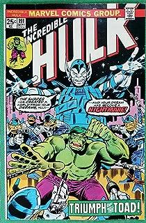 Incredible Hulk (1968) #191 FN (6.0)