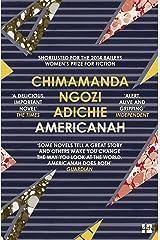 Americanah Format Kindle