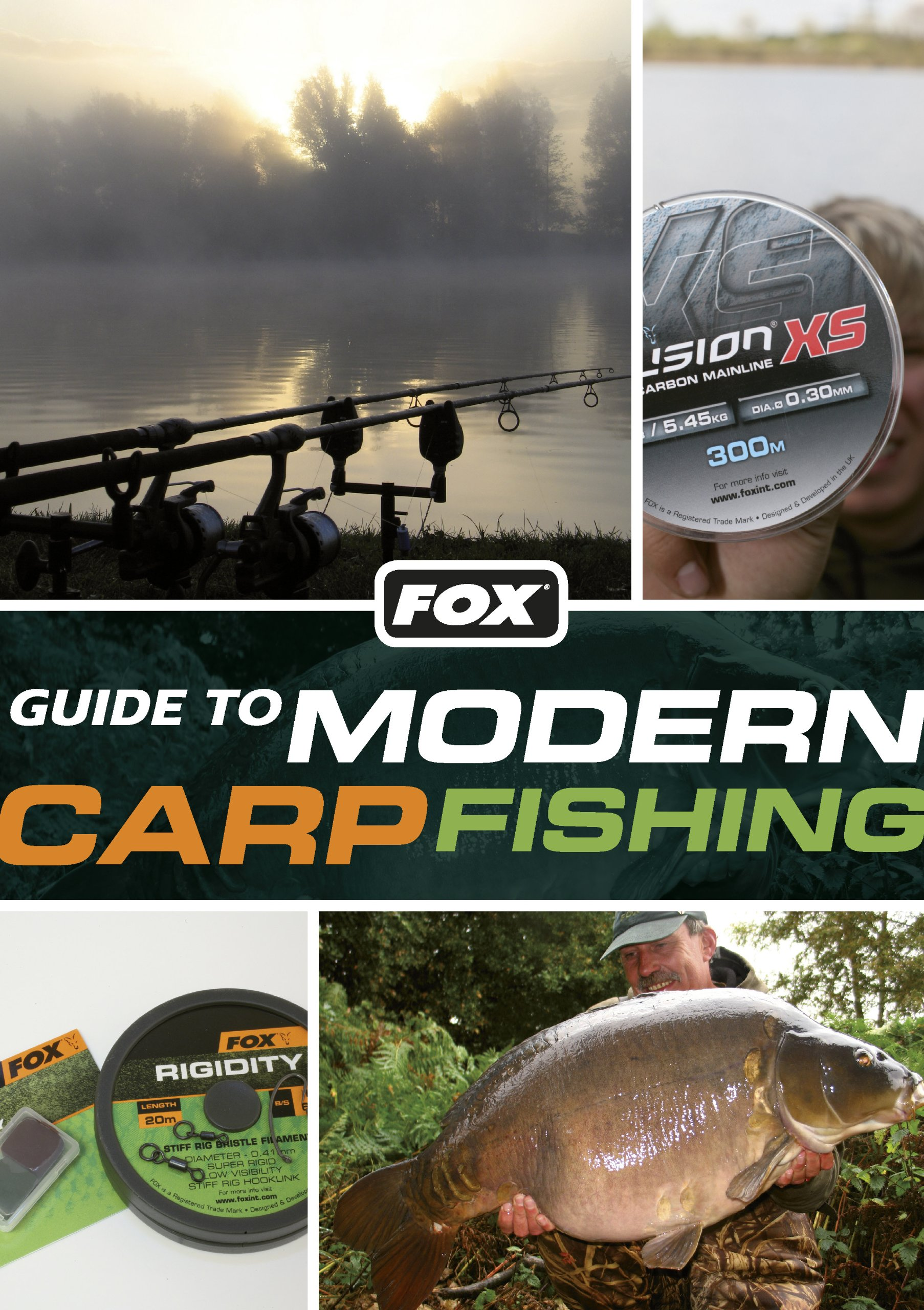 Image OfFox Guide To Modern Carp Fishing