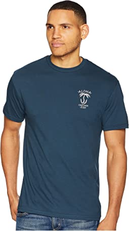 Captain Fin Anchor Palm Tee