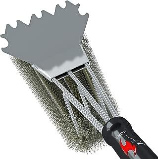 Kona Grill Brush and Scraper - 18