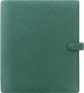 Filofax 2020 A5 Organizer, Finsburry Forest Green, 8.25 x 5.75 inches (C025446-20)