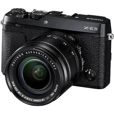 FUJIFILM ミラーレス一眼カメラ X-E3レンズキットブラック X-E3LK-B