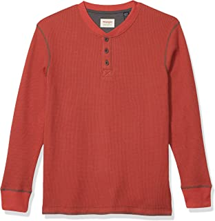 omniscient Men Comfort Soft Regular Fit Short Sleeve Henley T-Shirt Tee