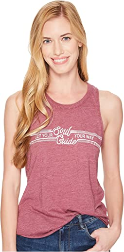 Spiritual Gangster Soul Guide Studio Tank Top