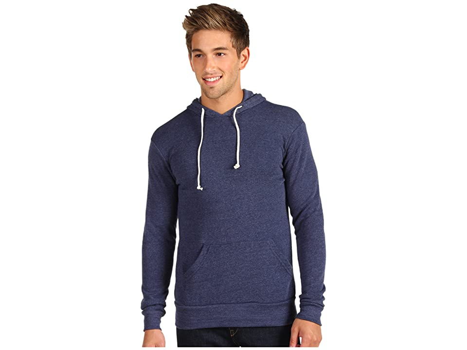 Alternative Challenger Pullover Hoodie (Eco True Navy) Men