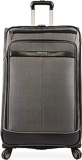 Lexington II Lightweight Large Check-in Spinner Luggage, Herringbone