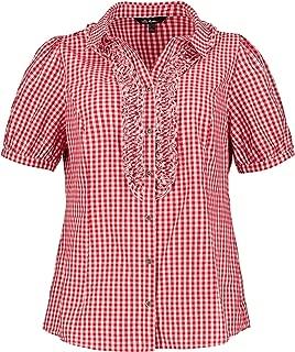 von Ri/ßberg Damen Trachtenbluse Checked Shirt