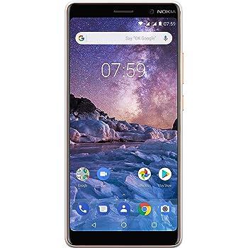 HMD Nokia 7 Plus Blanco Dual Sim Libre sin Contrato: Amazon.es: Electrónica