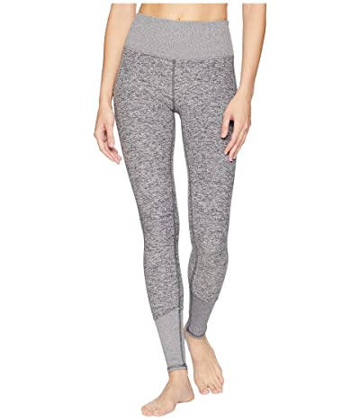 ALO High Waist Lounge Leggings (Dove Grey Heather) Women