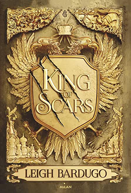 King of Scars, Tome 01: King of scars