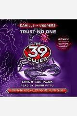 Trust No One: The 39 Clues: Cahills vs. Vespers, Book 5 Audible Audiobook