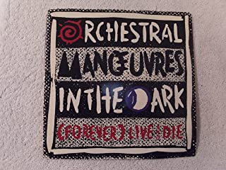 Orchestral Manoeuvres In The Dark This Town / Live And Die 45 w/Picture Sleeve