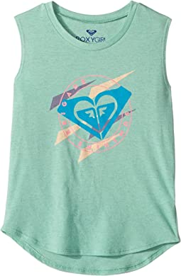 Roxy Kids - Sand Society Muscle Tee (Big Kids)