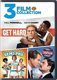 Get Hard/The Campaign/Semi-Pro (3Pk/DVD)