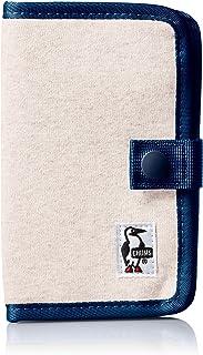 [チャムス] スマートフォンケース Notebook Style Mobile Case Sweat H/Natural