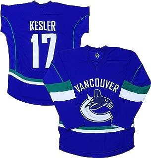 Outerstuff Ryan Kesler Vancouver Canucks Blue Premier Team Color Men's Fashion Jersey
