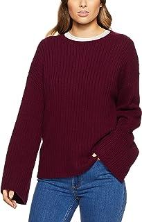 Jag Women Jenni Crew Neck Knit