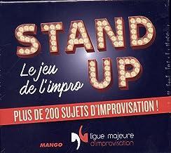 Livres Stand up, le jeu de l'impro PDF