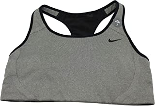 Nike Women's Victory Cool High Support Sports Bra Grey/Black 706579 092