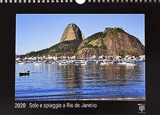 Sole e spiaggia a Rio de Janeiro 2020 - Edizione Nera - Timo