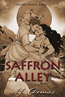 Saffron Alley (Sword Dance Book 2)